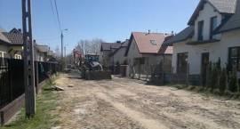 Przebudowa ul. Liliowej w Pruszkowie