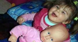 Gorąca prośba o pomoc dla małej, czteroletniej Klaudii Estrich