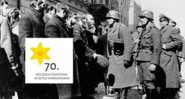 Obchody 70. Rocznicy Wybuchu Powstania w Getcie Warszawskim
