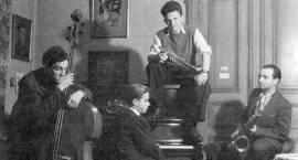 To był jazz - książka Andrzeja Idona Wojciechowskiego cz. I