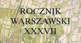 Rocznik Warszawski nr XXXVII o Pruszkowie