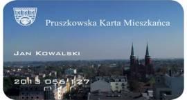 Przygotowania do wprowadzenia Pruszkowskiej Karty Mieszkańca