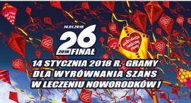 26. finał Wielkiej Orkiestry Świątecznej Pomocy w Nadarzynie