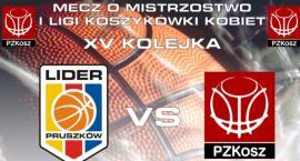Panattoni Europe Lider Pruszków : SMS PZKosz Łomianki -14.01 godz17.30 hala ZNICZ w Pruszkowie