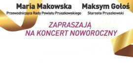 Koncert noworoczny zespołu Sound'n'Grace w kościele św. Kazimierza w Pruszkowie