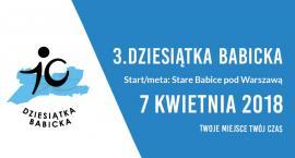 Trzecia edycja Dziesiątki Babickiej - wystartowały zapisy do biegu na 10 km