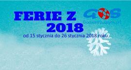 Ferie 2018 z Gminnym Ośrodkiem Sportu w Raszynie