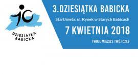 3. Dziesiątka Babicka - końcówka zapisów do biegu głównego
