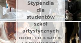 Mazovia - Stypendia dla młodych twórców