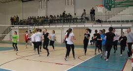Sala gimnastyczna w Liceum Ogólnokształcącym im. Tomasza Zana w Pruszkowie