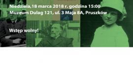 Muzeum Dulag 121 zaprzasza na Gawędy o Mazowszu