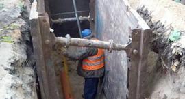 Budowa kanalizacji w Owczarni w gminie Brwinów