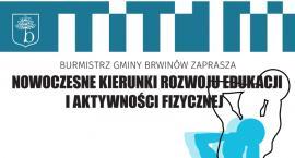 Gminny Ośrodek Kultury w Brwinowie - Szkolenia dla nauczycieli i trenerów
