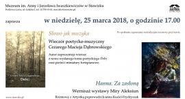 Muzeum Anny i Jarosława Iwaszkiewiczów zaprasza