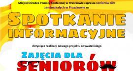 MOPS Pruszków - Zajęcia dla seniorów