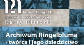 """Muzeum Dulag 121  – wykład dr. Bartosza Borysa (ŻIH) w ramach cyklu """"Karty Historii"""""""