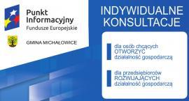 Punkt Informacyjny Funduszy Europejskich w gminie Michałowice