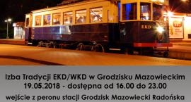 Zwiedź Izbę Pamięci EKD/WKD w Noc Muzeów 2018
