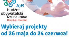 Budzet Obywatelski Pruszkowa - głosuj na listę projektów