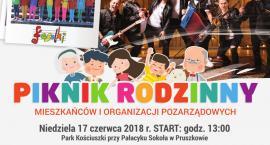 Piknik Rodzinny Mieszkańców i Organizacji Pozarządowych a na nim Enej i Fasolki