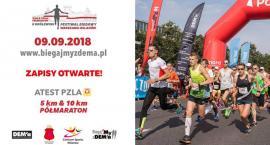 Królewski Festiwal Biegowy w Warszawie