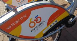 Została uruchomiona kolejna stacja Pruszkowskiego Roweru Miejskiego