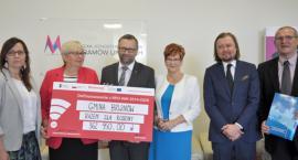 Dotacja dla Środowiskowego Ośrodka Pomocy Społecznej w Brwinowie