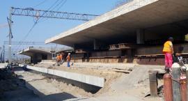 W Pruszkowie rozpoczęto kolejny etap przebudowy stacji PKP
