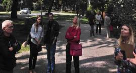 Wizja lokalna w Al. Marii Dąbrowskiej