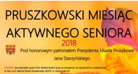 Pruszków MOPS - Miesiąc Aktywnego Seniora