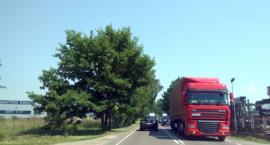 Potrzeba przebudowy skrzyżowania z trasą S8