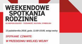 Weekendowe Spotkanie Rodzinne w MSHM w Pruszkowie