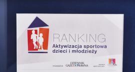 """Gmina Brwinów III w rankingu """"Aktywizacja sportowa dzieci i młodzieży"""""""