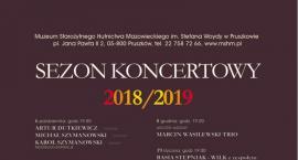 """Wieczór jazzowy - Marcin Wasilewski TRIO - """"Sezon koncertowy 2018/2019"""