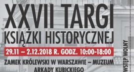 Książnica Pruszkowska na XXVII Targach Książki Historycznej w Warszawie 2018