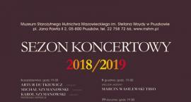"""""""Muzyczna Bombonierka"""" - koncert Kasi Stępniak-Wilk z zespołem - """"Sezon koncertowy 2018/2019"""""""