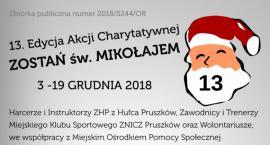 Świąteczna Zbiórka Żywności w Pruszkowie