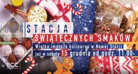 Bożonarodzeniowe Gotowanie w Centrum Handlowo-Rozrywkowym Nowa Stacja w Pruszkowie