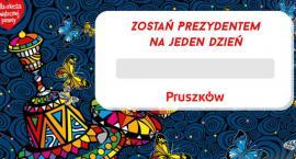 Zostań Prezydentem Pruszkowa na jeden dzień