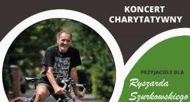 Koncert charytatywny na rzecz Ryszarda Szurkowskiego