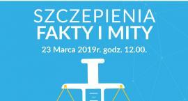 """Spotkanie z dr. med. Pawłem Grzesiowskim pt.: """"Szczepienia. Fakty i mity"""""""