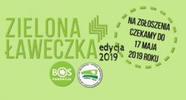 """""""Zielona Ławeczka"""" 2019 to V edycja ogólnopolskiego projektu grantowego"""