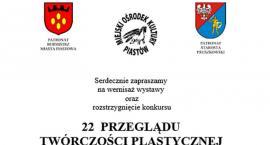 Interpretacje w Piastowie - wernisaż wystawy oraz konkurs