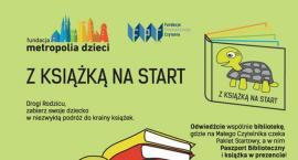 Paszport i powitalny prezent gminy Brwinów dla najmłodszych czytelników