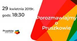 """Prezydent Pruszkowa zaprasza na cykl spotkań """"Porozmawiajmy o Pruszkowie"""""""