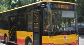 Nowy rozkład jazdy autobusu pruszkowskiej linii nr 1