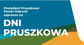 Prezydent Pruszkowa Paweł Makuch zaprasza na Dni Pruszkowa 25-26 maja