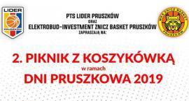 2. Piknik z koszykówką na dniach Pruszkowa 2019