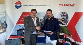 Pruszków podpisał umowę na dzierżawę terenu przy stacji WKD Pruszków