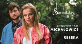 REBEKA w ogrodzie w Michałowicach - specjalny koncert na Sąsiedzkim Graniu!
